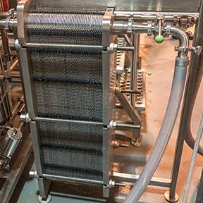 Pumps & Heat Exchanger